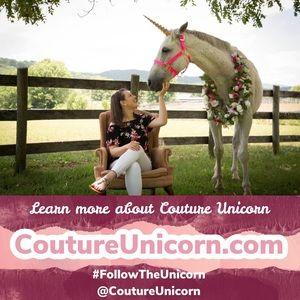 Visit our website! Couture Unicorn